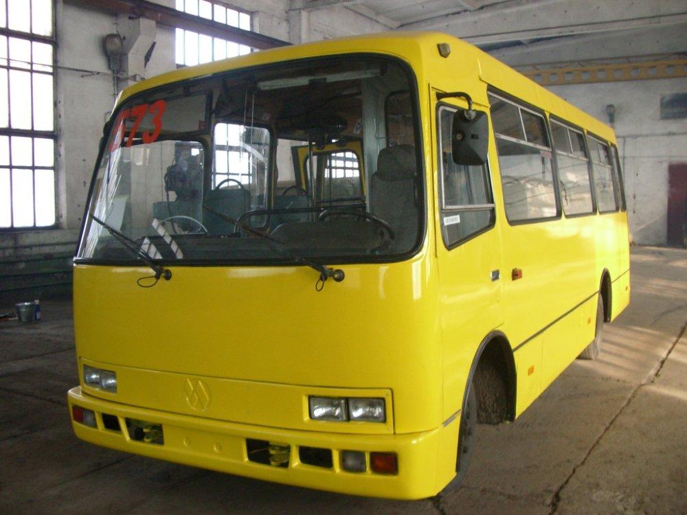 Заказать Восстановительный ремонт автобусов БОГДАН
