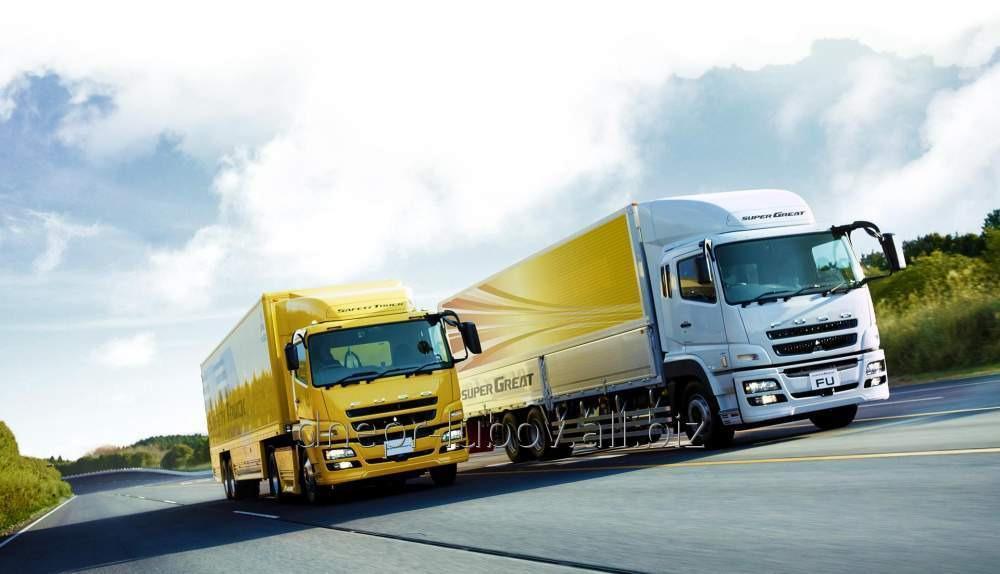 Заказать Международная перевозка сборных грузов из Узбекистана