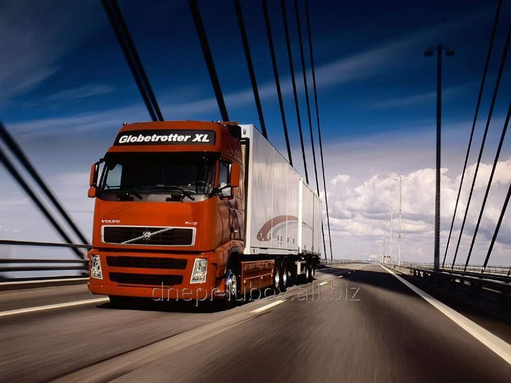 Международная перевозка сборных грузов  из стран среднеазиатского региона