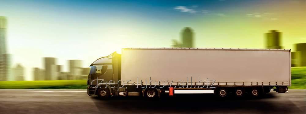 Заказать Международная перевозка сборных грузов в Чехию