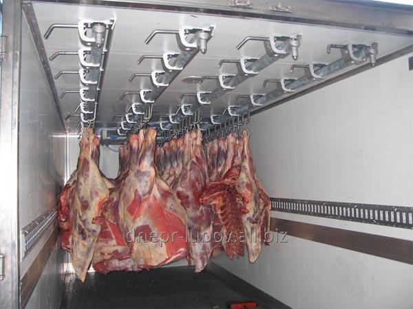 Перевозка продуктов питания из Казахстана