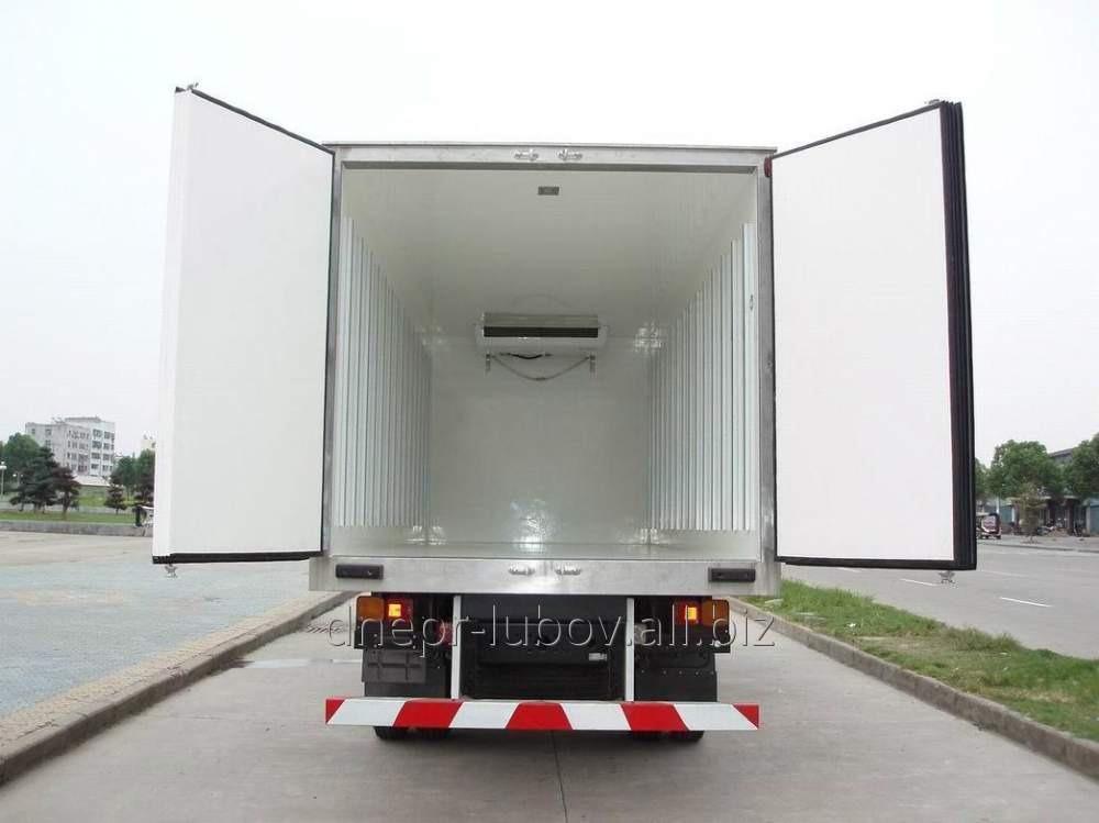 Перевозка продуктов питания из стран Европы