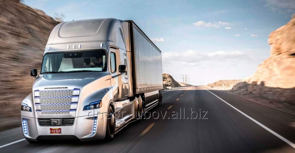 Перевозки грузов международные из Казахстана