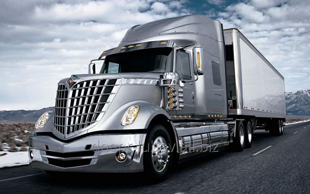 Перевезення вантажів міжнародні