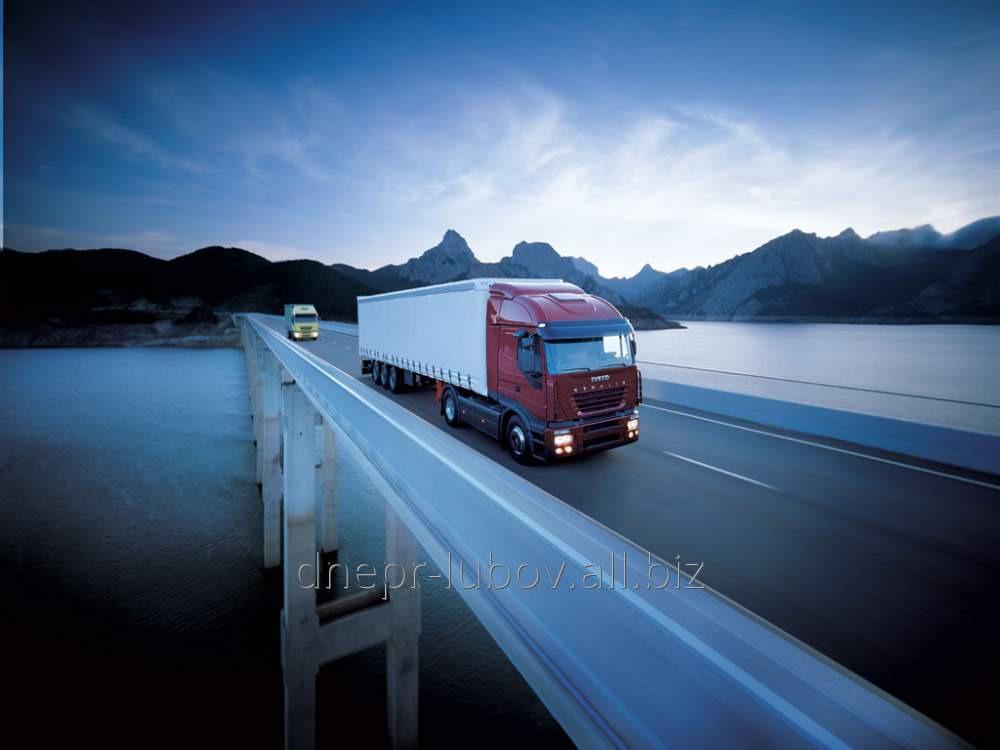 Перевозки грузов международные в Туркмению