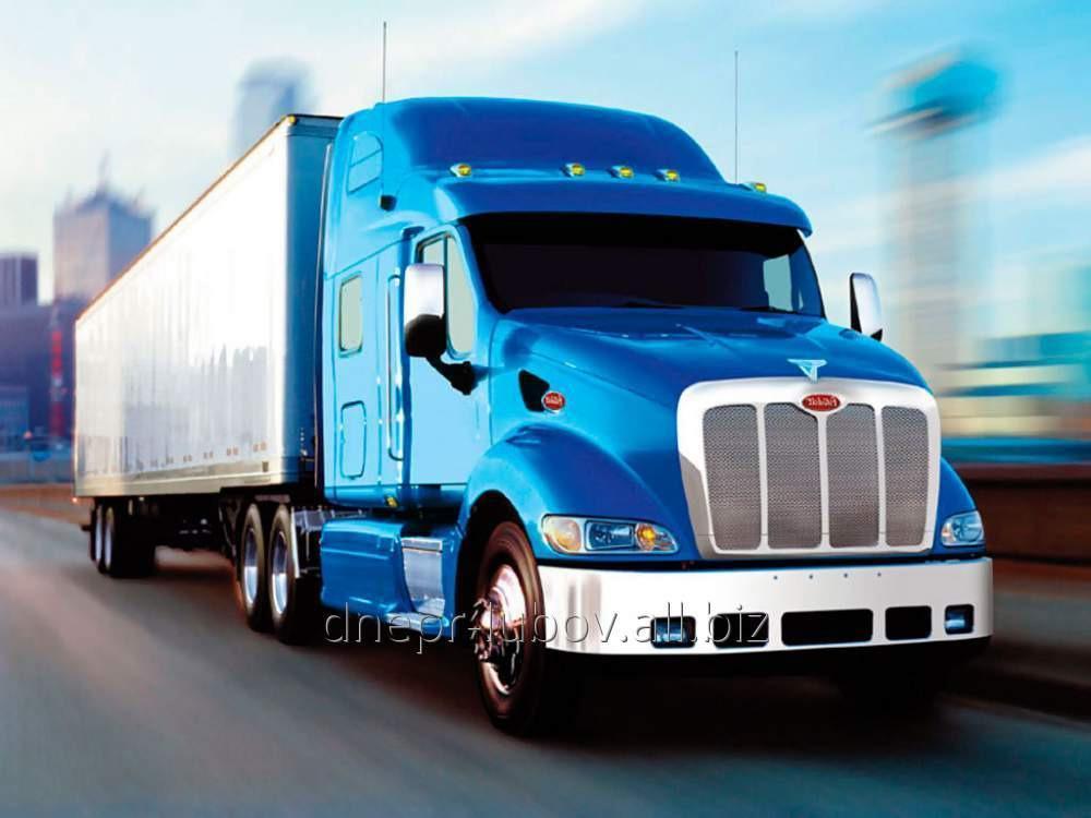 Перевозки грузов международные в Польшу