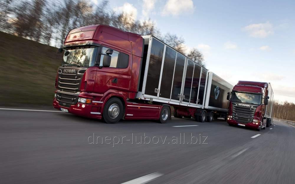Перевозки грузов международные в Таджикистан