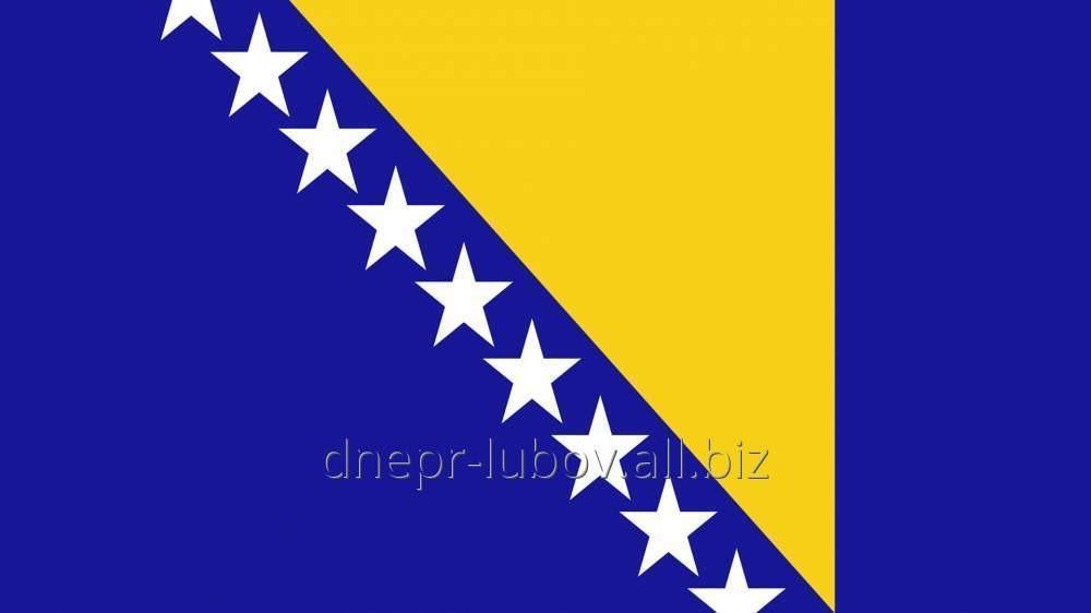 Автомобильные международные перевозки из Боснии Герцоговины