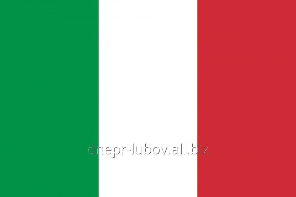 Автомобильные международные перевозки в Италию