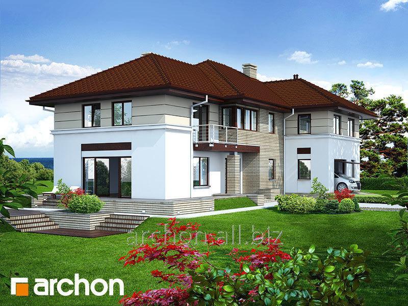 Проектирование Вилла Приморская Archon