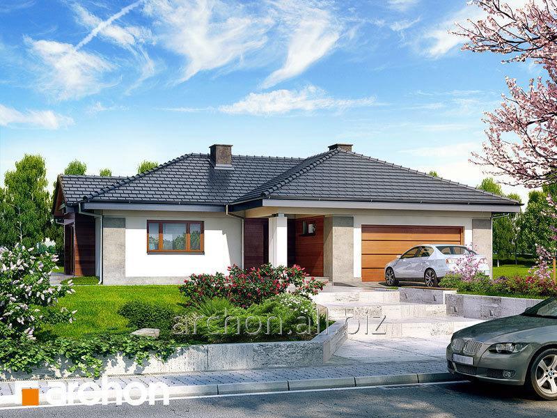 Проектирование Дом в бадане 2 Archon