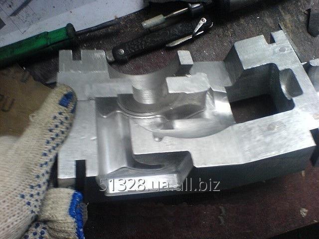 Заказать Изготовление форм для литья металлов