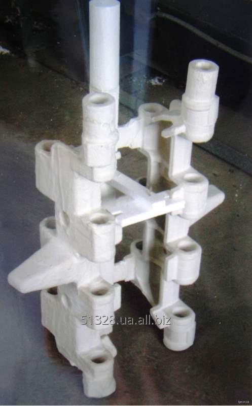 Заказать Изготовление литейных форм, отливок методом формовки