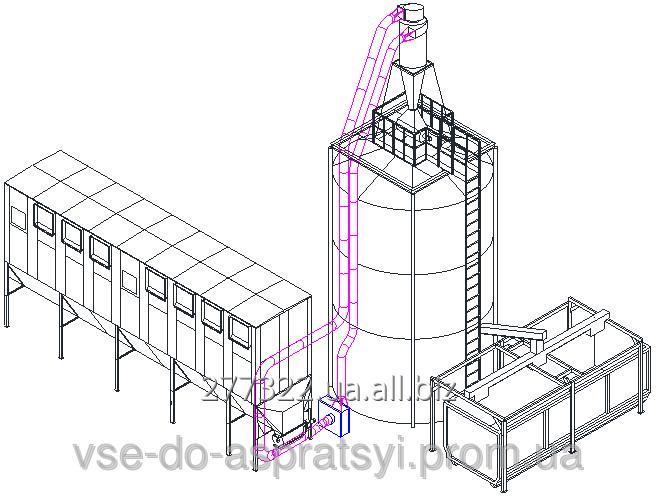 Заказать Проектирование систем вентиляции и аспирации