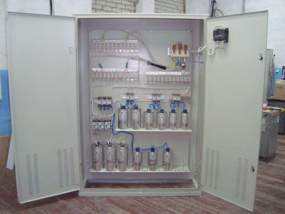 Заказать Производство конденсаторных установок