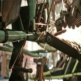 Заказать Восстановление и ремонт промышленного оборудования