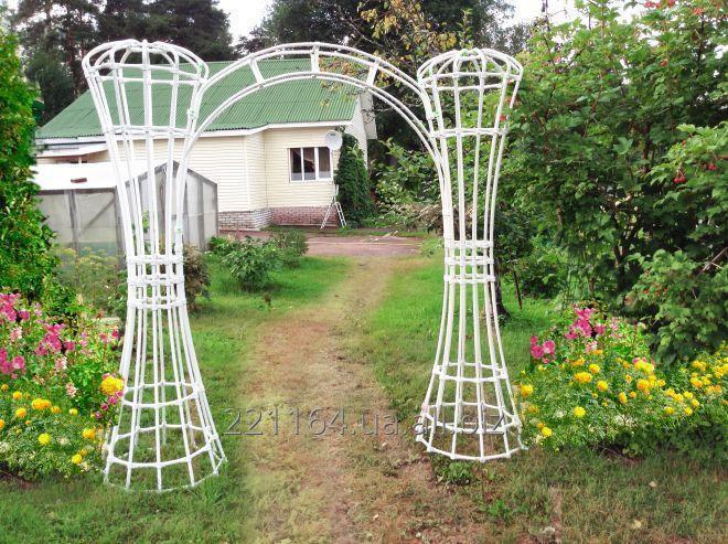 Заказать Арки садовый декоративные, арки свадебные, изготовление