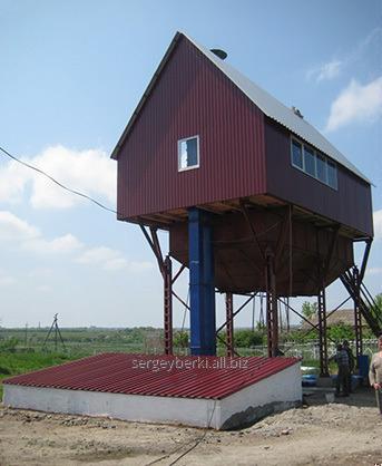 Заказать Строительство зерноочистительных комплексов КЗ-25