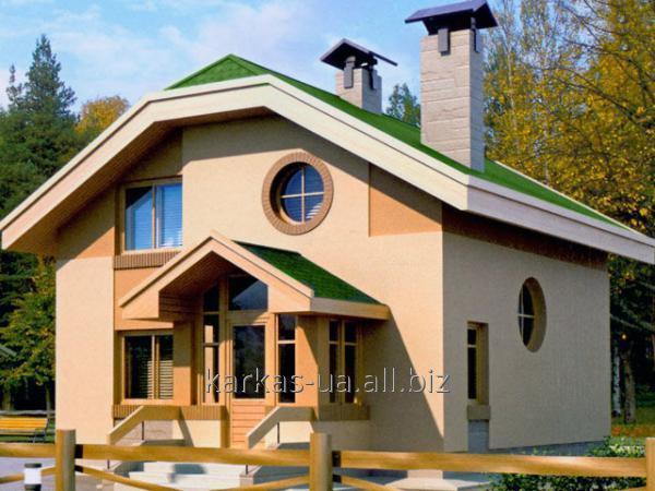 Заказать Проектирование каркасного дома №5