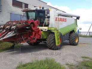 Заказать Услуги по сбору (уборке) урожая Claas Lexion 480