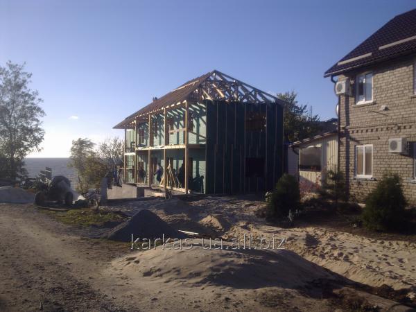 Заказать Строительство жилого дома проект №2