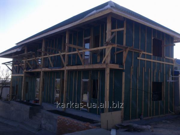 Заказать Строительство жилого дома проект №3