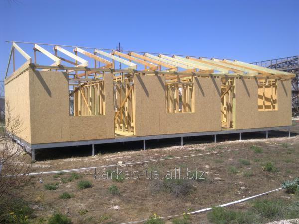 Заказать Строительство дома проект №6