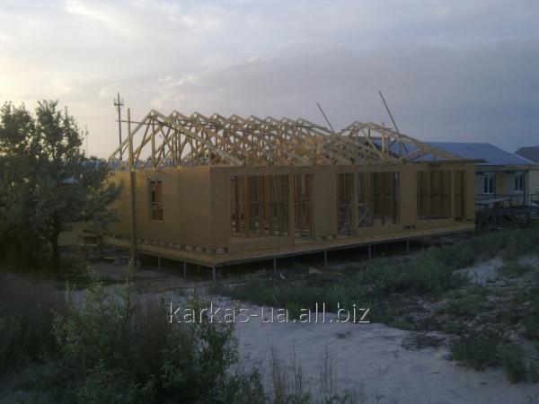 Заказать Строительство дома проект № 7