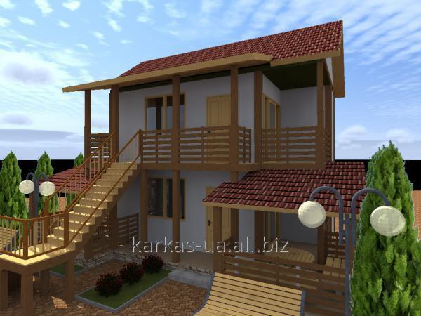 Заказать Строительство мини-гостиниц проект № 9