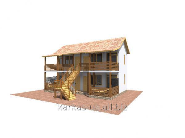 Заказать Строительство мини-гостиниц проект № 12