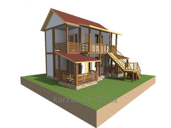 Заказать Строительство мини-гостиниц проект № 13