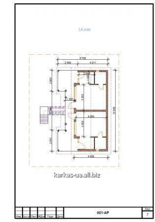 Заказать Проектирование мини-гостиниц проект № 14