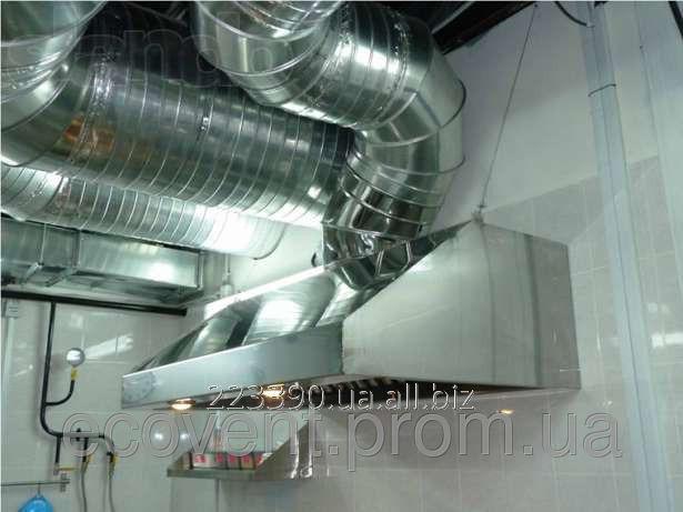 Заказать Монтаж систем вентиляции