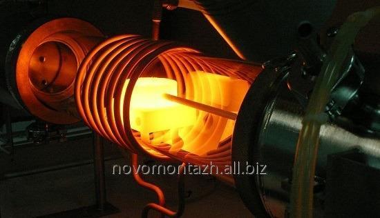 Заказать Термическая обработка металлов (термообработка деталей)