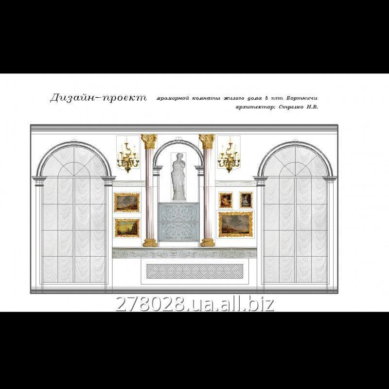 Дизайн интерьера коттеджей