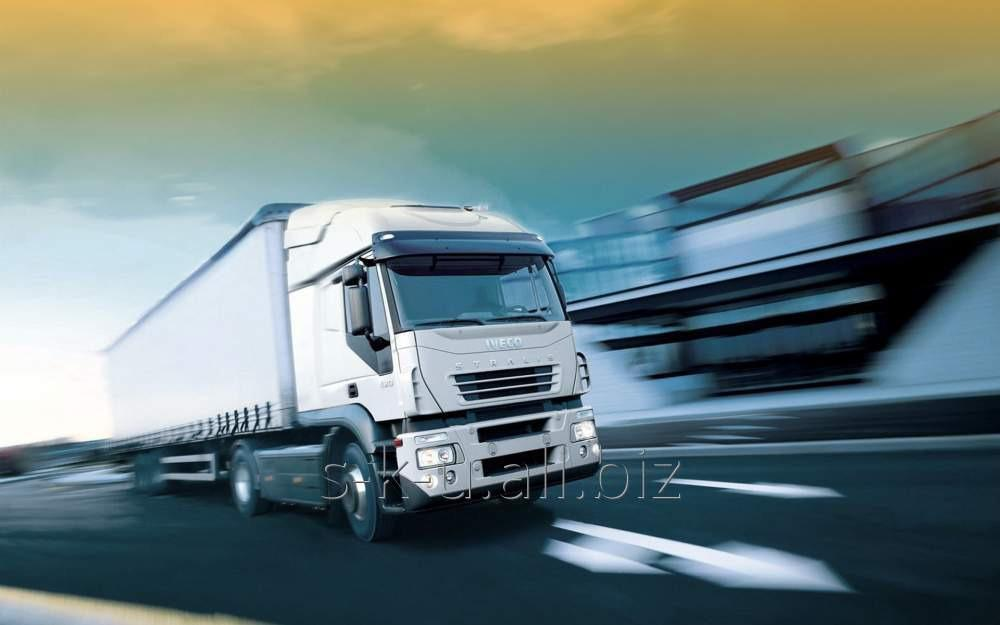 Заказать Перевозки грузов разного типа, Украина