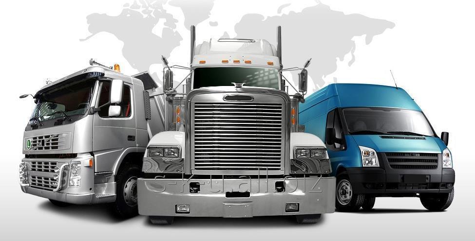Заказать Автомобильные перевозки грузов Украина