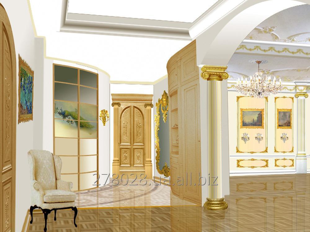Дизайн интерьера элитной квартиры