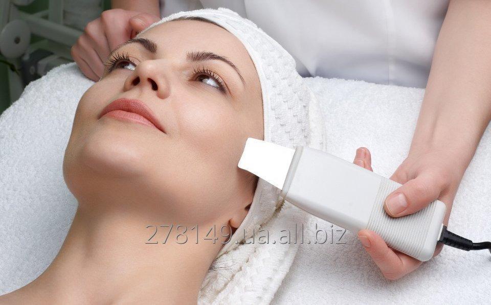 Заказать Чистка лица, глубокое очищение кожи, косметолог