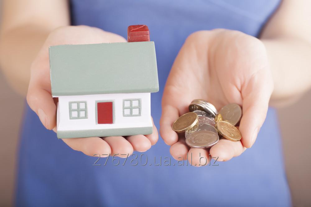 Заказать Оцінка нерухомості