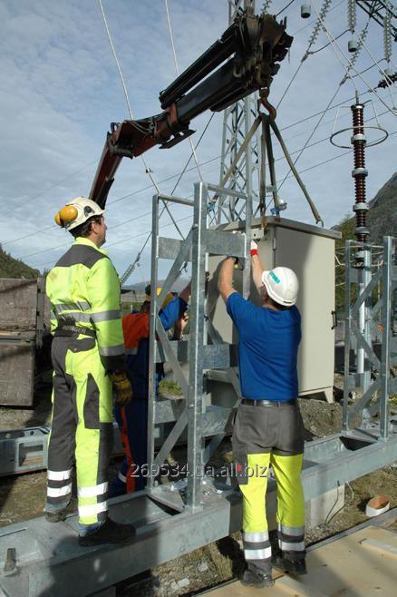 Заказать Встановлення промислового електрообладнання