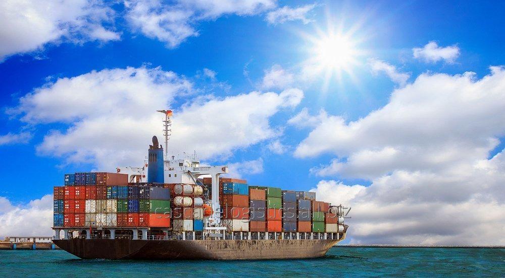 Заказать Морские перевозки