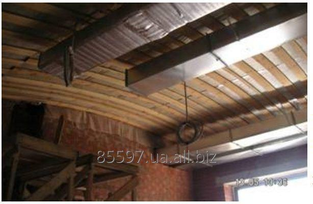 Заказать Монтаж вентиляции коттеджа и частного дома