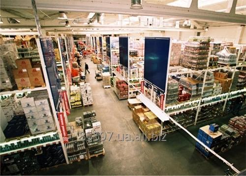 Заказать Вентиляция супермаркетов и магазинов