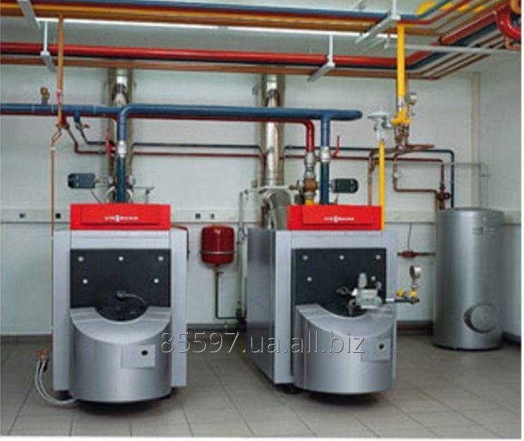 Заказать Cистемы газоснабжения