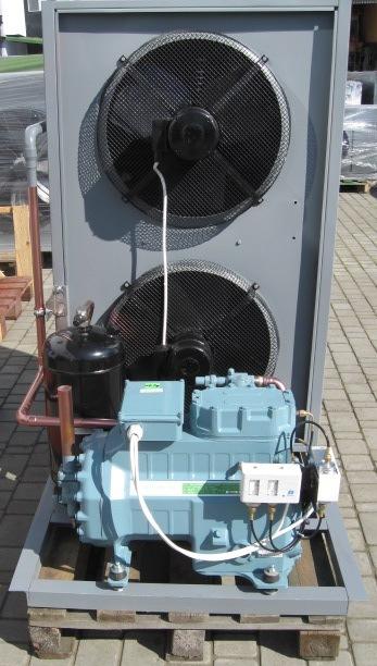 Заказать Холодильний агрегат на базі компресора Copeland D3DC-1000 AWM/D