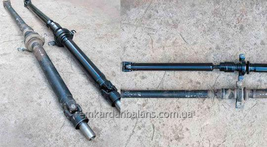 Заказать Ремонт карданов на Subaru Forester, Outback, Legacy