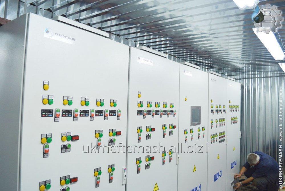 Автоматизация технологических процессов производства