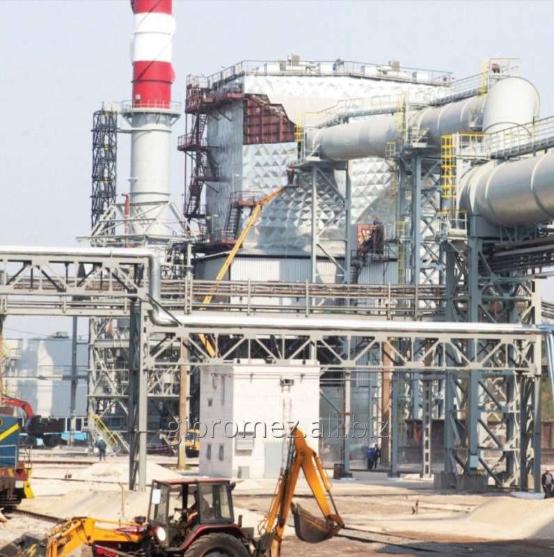 Заказать Разработка проекта сталеплавильного цеха