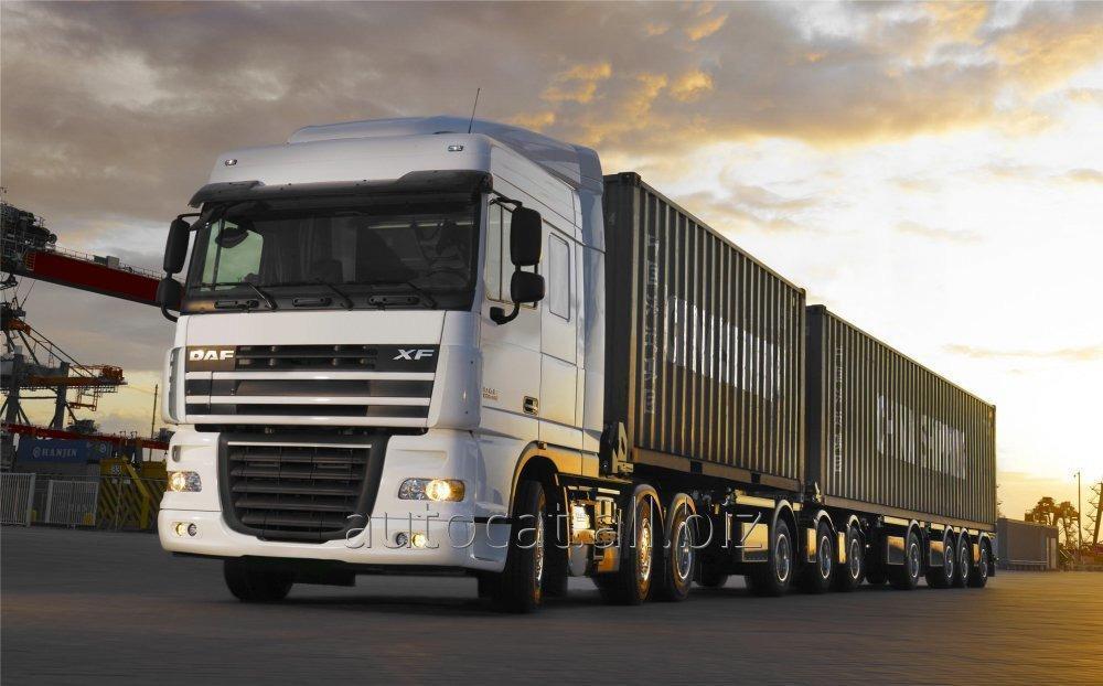 Международная доставка грузов Украина – Люксембург